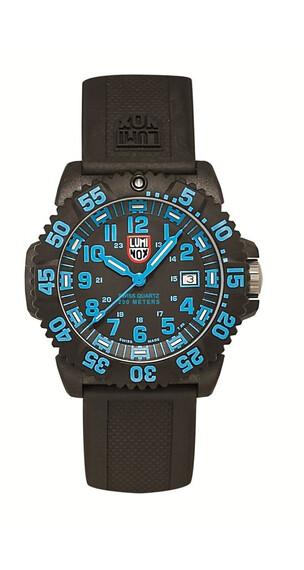 Luminox Navy SEAL Colormark (3053) Black/Ice Blue